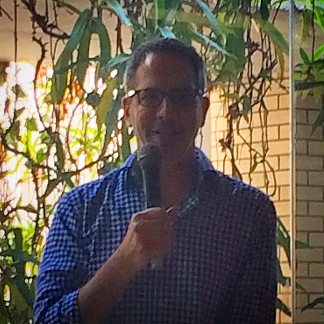 The man himself. I may be a little star struck. #ottolenghi