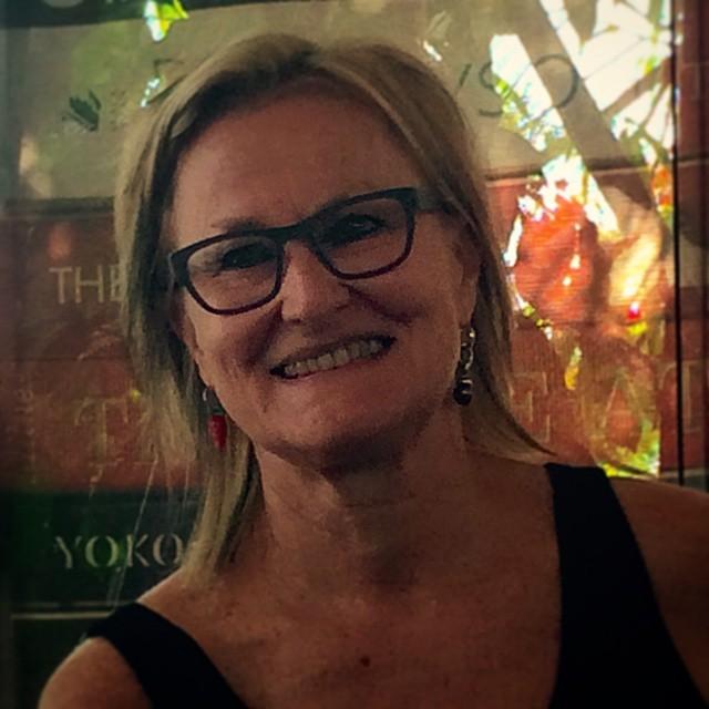 Breakfast with Christine Manfield @riverbendbooks. #ChristineManfield