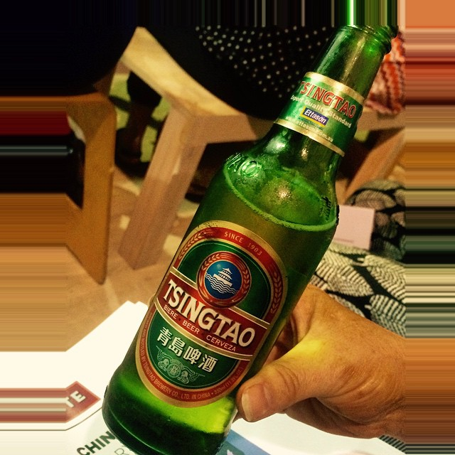 Too early for a Tsingtao? Not at Taste!  Trek around China with Renata from Sichuan Bang Bang